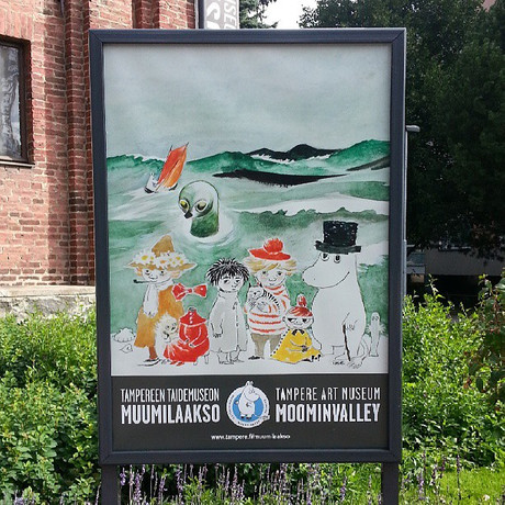 Moominvalley in Tampere